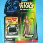 StarWars figurine : Star Wars The Power of the Force Princess Leia Organa Jabba Prisoner Kenner 1997