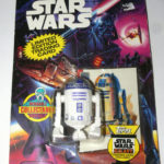StarWars collection : Vintage 1994 Figurine de Collection Star Wars R2D2 ~ Bend-Ems ~ New MIB