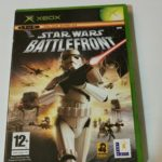 Star Wars battlefront - original Xbox game  - Avis StarWars