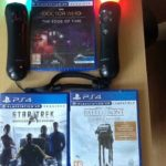 Ps4 Vr Used Games And Ps4 PS3 2  Move  (vr - pas cher StarWars