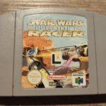 Star Wars Episode 1 racer jeu N64 nintendo 64 - Bonne affaire StarWars