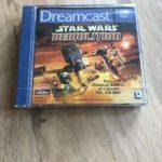 Dreamcast Star Wars Demolition Brand New And - pas cher StarWars