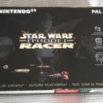 Star Wars Episo I Racer Nintendo 64 Pal - Avis StarWars