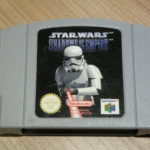 Nintendo 64 Game - STAR WARS SHADOWS OF THE - Occasion StarWars