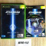 Star Wars Jedi Outcast - Jeu Xbox Complet  - Occasion StarWars