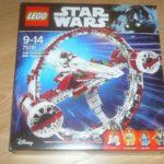 Lego Star Wars 75191 Jedi Starfighter avec - pas cher StarWars