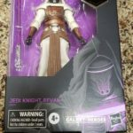 "StarWars figurine : Star Wars The Black Series 6"" Jedi Knight Revan Exclusive IN-HAND"