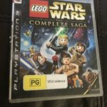 PLAYSTATION 3 LEGO STAR WARS THE COMPLETE - Avis StarWars