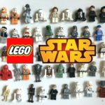 StarWars collection : LEGO Star Wars MINI-FIGURES LOT TO CHOOSE / A CHOISIR