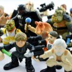 Figurine StarWars : Star Wars Galactic Heroes Figurines Sélection - Nombreux Choix de Mode A