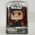 StarWars figurine :  Hasbro Disney Star Wars Mighty Muggs Han Solo figure
