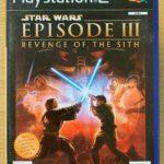 Star Wars Ep 3 Revenge of the Sith PS2 Game - Avis StarWars