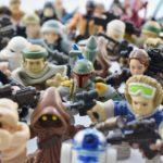 Figurine StarWars : Star Wars Galactic Heroes Figurines Sélection - Nombreux Choix de Mode B