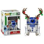 StarWars collection : Star Wars R2-D2 avec Bois Pop! Vinyle