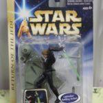 Figurine StarWars : Luke Skywalker Trône Chambre Duel #17 Star Wars Retour Jedi Figurine 84977 2003