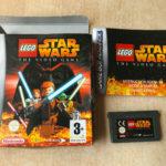 Jeu Nintendo GameBoy Advance Star Wars lego - - Occasion StarWars