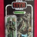 StarWars collection : STAR WARS VINTAGE COLLECTION - COMMANDER GREE KASHYYYK REVENGE OF THE SITH VC43