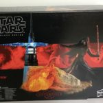 StarWars collection : STAR WARS BLACK SERIES CENTER PIECE KYLO REN DIORAMA LUMINEUX