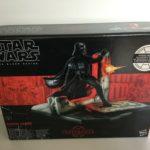 Figurine StarWars : STAR WARS BLACK SERIES CENTER PIECE DARTH VADOR