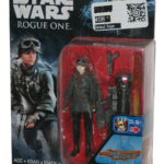 StarWars figurine : Star Wars Rogue un Sergent Jyn Erso Figurine Articulée