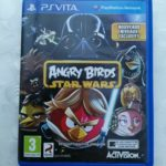 Jeu Angry Birds Star Wars PS Vita (jaquette - Occasion StarWars