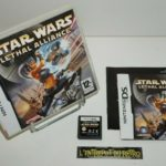 ++ jeu nintendo DS STAR WARS lethal alliance - Occasion StarWars