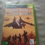 star wars clone wars xbox COMPLET PAL FR BON - Bonne affaire StarWars