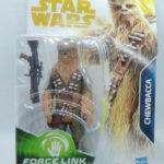 StarWars figurine : Figurine Chewbacca de Star Wars force link 2.0