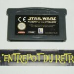 ++ jeu nintendo GBA game boy advance STAR - Avis StarWars
