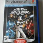 "Jeu PS2 ""Star Wars Battlefront II"" complet en - jeu StarWars"
