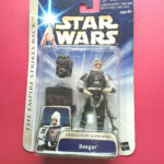Figurine StarWars : STAR WARS - DENGAR - EXECUTOR MEETING - FIGURINE - SAGA 2003 - R 7792