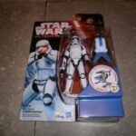 "StarWars figurine : Figurine STAR WARS ""THE FORCE AWAKENS"": FIRST ORDER STORMTROOPER - NEW SEALED"