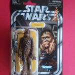StarWars figurine : STAR WARS - CHEWBACCA - THE VINTAGE COLLECTION - 2018 - FIGURINE - HASBRO - 6818