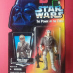 StarWars collection : STAR WARS - HAN SOLO HOTH - THE POWER OF THE FORCE - FIGURINE - KENNER - R 6938