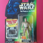 Figurine StarWars : STAR WARS - LUKE SABRE BESPIN - THE POWER OF THE FORCE - FIGURINE KENNER - 6782