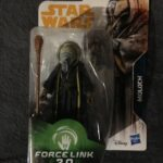 StarWars collection : STAR WARS the last jedi figurine MOLOCH star wars  Force Link neuf lucas DISNEY