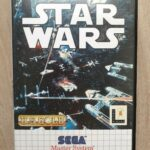 Star Wars - SEGA Master System - Complet - - jeu StarWars