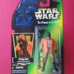 StarWars figurine : STAR WARS - PONDA BABA - THE POWER OF THE FORCE - FIGURINE - KENNER - 6805