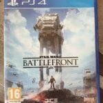Jeux Star Wars : Battlefront PS4 - Très bon - jeu StarWars