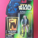 StarWars figurine : STAR WARS - REBEL TROOPER - THE POWER OF THE FORCE - FIGURINE - KENNER - 6804