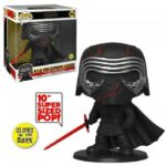 StarWars collection : Figurine Star Wars Rise of Skywalker - Kylo Ren Supersize Glows in the Dark Pop