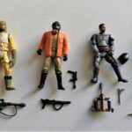 StarWars collection : Star wars Lot N°9 figurines 3,75""