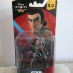 Figurine StarWars : KANAN JARRUS - Figurine neuve Star Wars DISNEY INFINITY 3.0
