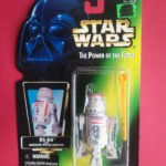Figurine StarWars : STAR WARS - R5 D4 DROID - THE POWER OF THE FORCE - FIGURINE KENNER - 1996 - 6781