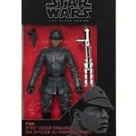 StarWars collection : Star Wars The Black Series Finn (First Order Disguise)