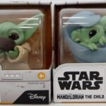 StarWars collection : Star Wars : The Mandalorian - Set de 2 petites figurines 5,5 cm The Child (blank