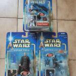StarWars collection : Lot de figurines Star Wars Episode 2 - Jango Fett - Dooku - clone 100% neuves