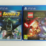 LEGO Batman 3 + LEGO Star Wars / PS4 / PAL / - jeu StarWars
