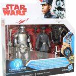 StarWars figurine : Star Wars Force Link FINN Captain Phasma neuf sous blister Disney Hasbro